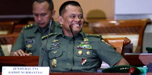 Dikabarkan Dipecat, Jenderal Gatot Cerita Sejarah Penggantian Khalid Bin Walid
