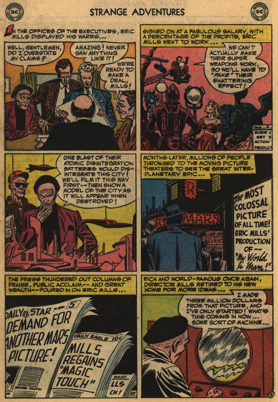 Strange Adventures (1950) issue 26 - Page 32
