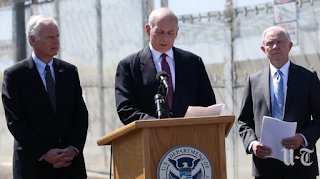 Trump Officials Visit San Diego Border, Blast Sanctuary Jurisdictions For Not Helping Enforce U.S. Immigration Laws
