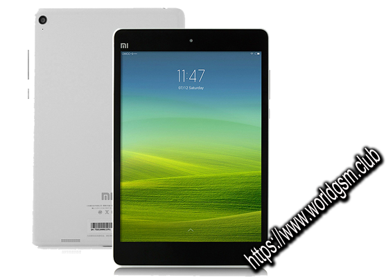 Xiaomi Mi Pad Official Firmware is Full Free Download