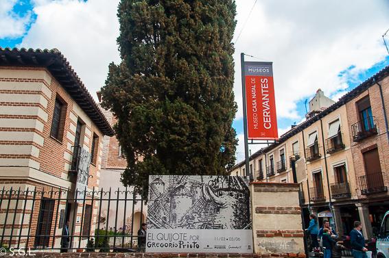Museo casa natal de Cervantes. Alcala de Henares