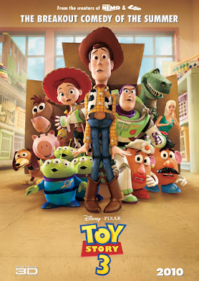 Toy Story 3 Poster