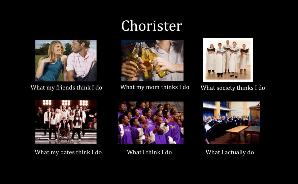 The Choir Girl What Do Choristers Do