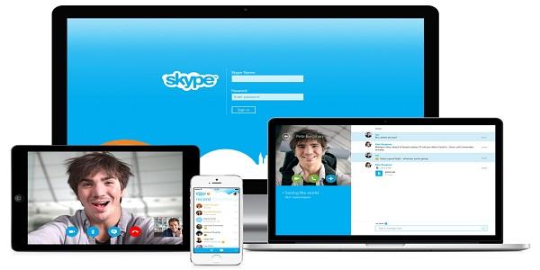 Aplikasi Skype Gratis