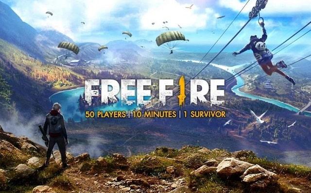 تحميل لعبة جارينا فري فاير Garena Free Fire