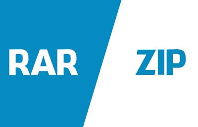 ما هو الفرق بين الملفات المضغوطة Rar و Zip