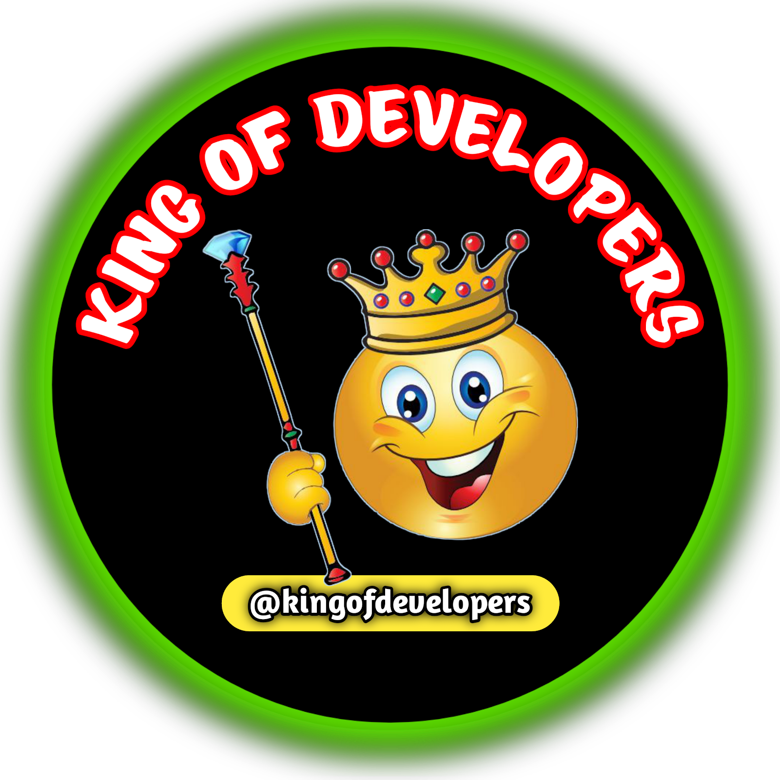 👑King Of Developers👨🏼‍💻