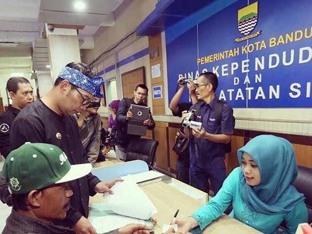Prosedur Pengurusan Surat Pindah ke/dari Kota Bandung