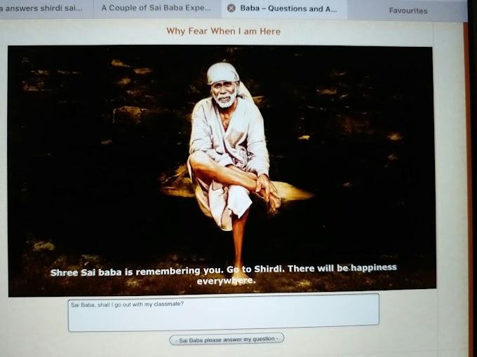 How My Journey For Sai Mahaparayan Began