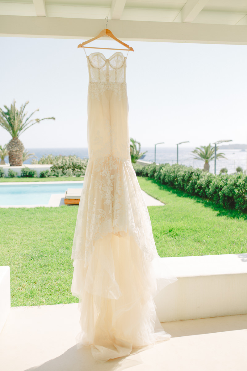 Gorgeous Wedding in Mykonos, Greece