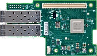 Mellanox ConnectX-3 EN Mezzanine card for 10Gbit/s Ethernet