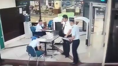 Beredar video pilot citilink yang mabok sebelum lepas landas.