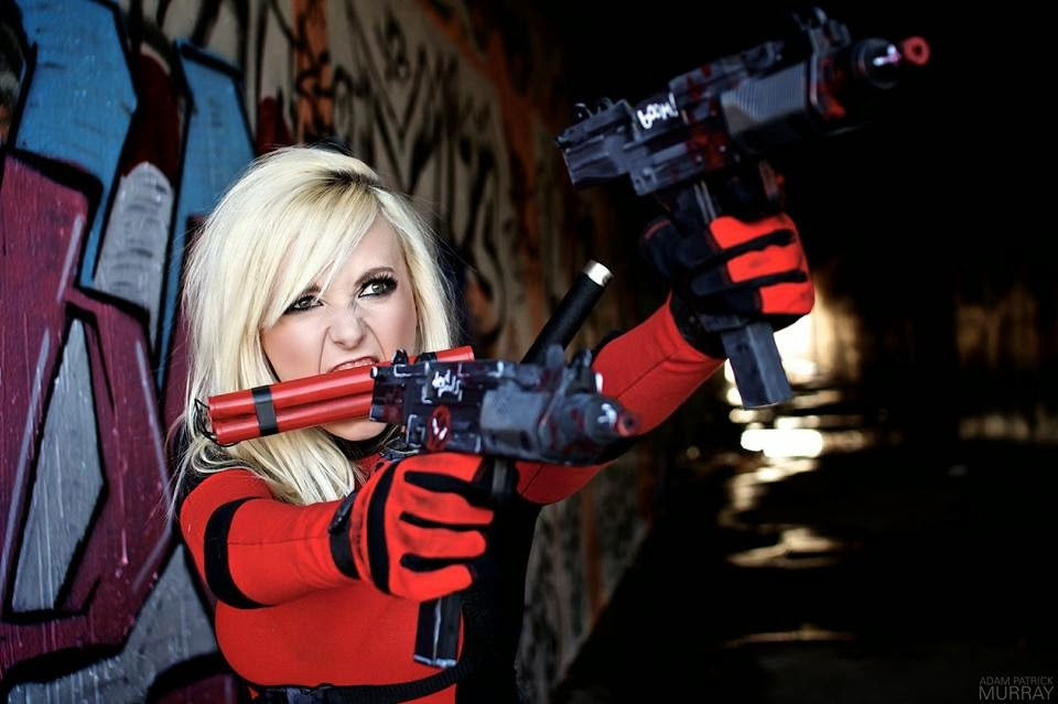 Deadpool Movie Wallpaper Hd 1080p Xplosion Of Awesome Deadpool By Jessica Nigri