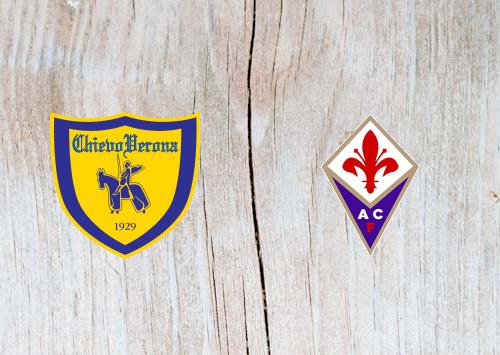 Chievo vs Fiorentina - Highlights 27 January 2019