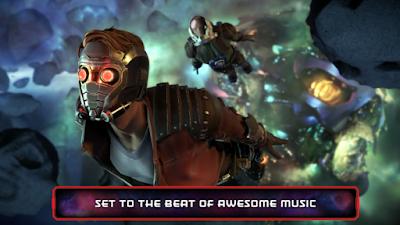 Mod Guardians of the Galaxy TTG Apk Terbaru Android
