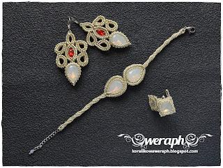 http://koralikowaweraph.blogspot.com/2018/07/komplet-slubny-z-azurowymi-kolczykami.html