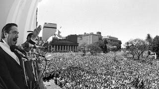 recordando a Alfonsí a 35 años de recuperar la democracia