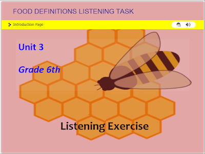 http://englishmilagrosa.blogspot.com.es/2017/01/food-definitions-listening-task-6th.html