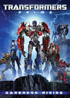 Transformers Prime (TV Series 2010– ) ταινιες online seires oipeirates greek subs