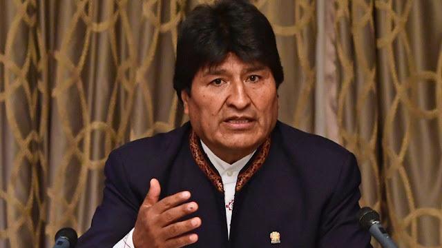 """Evo Morales: """"Chile nos sometió al encierro más largo e injusto de la historia"""""""
