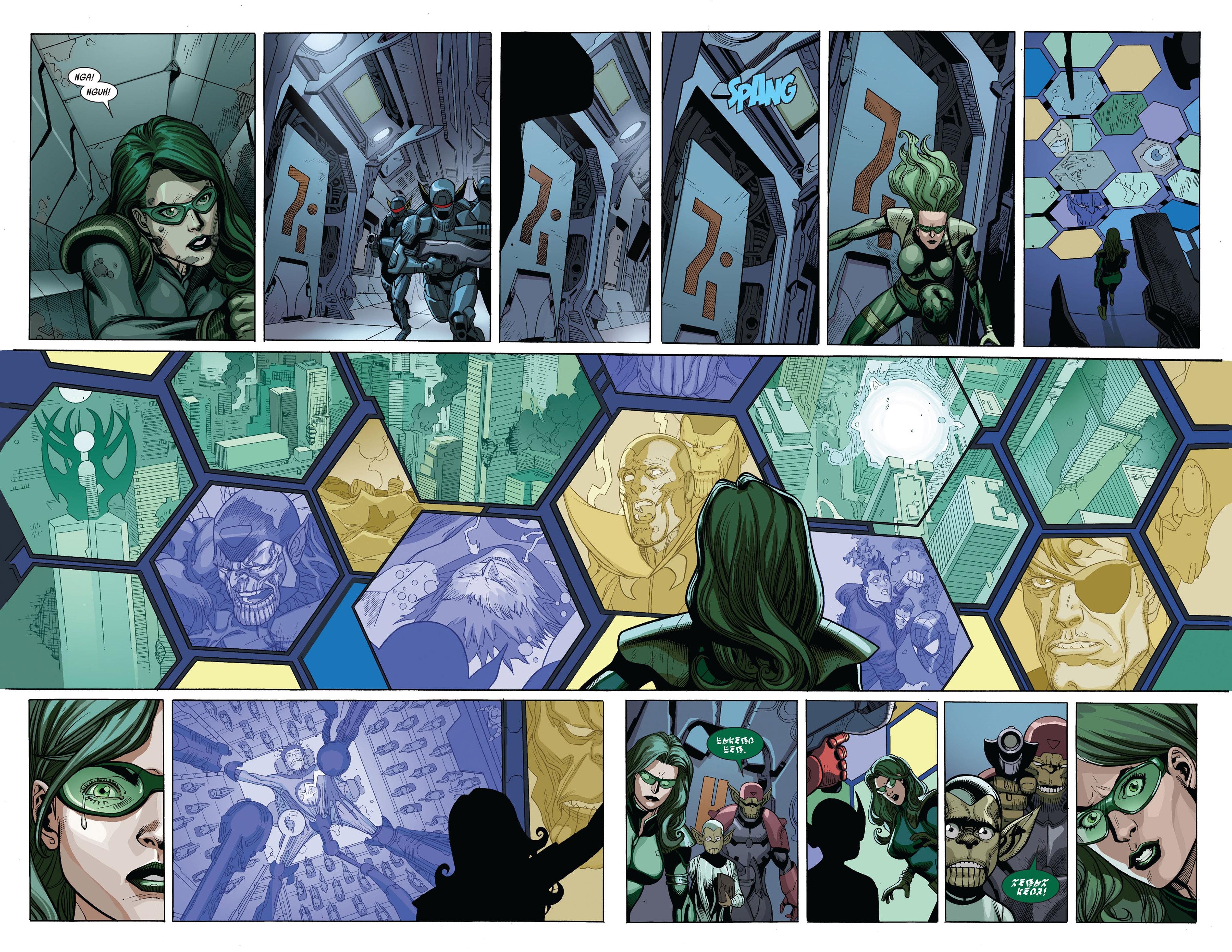 Read online Secret Invasion comic -  Issue #4 - 17