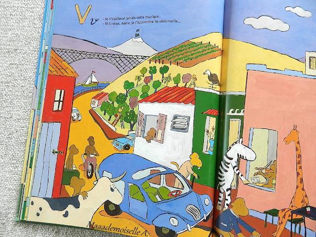 || De A à Zèbre, le grand voyage d'Adèle et Zorba (Présentation & Avis)(Chut, les enfants lisent # 77)