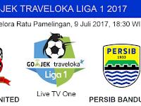 Prediksi Madura United vs Persib Liga 1 2017