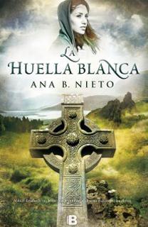 Libro La huella blanca, de Ana B. Nieto - Cine de Escritor