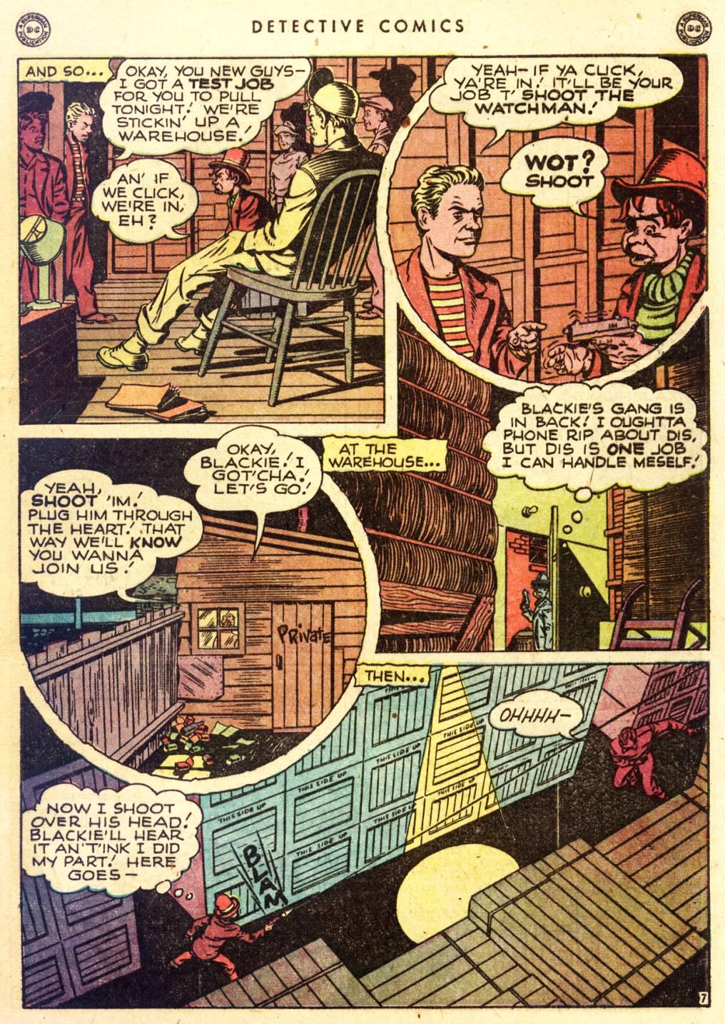 Read online Detective Comics (1937) comic -  Issue #131 - 43