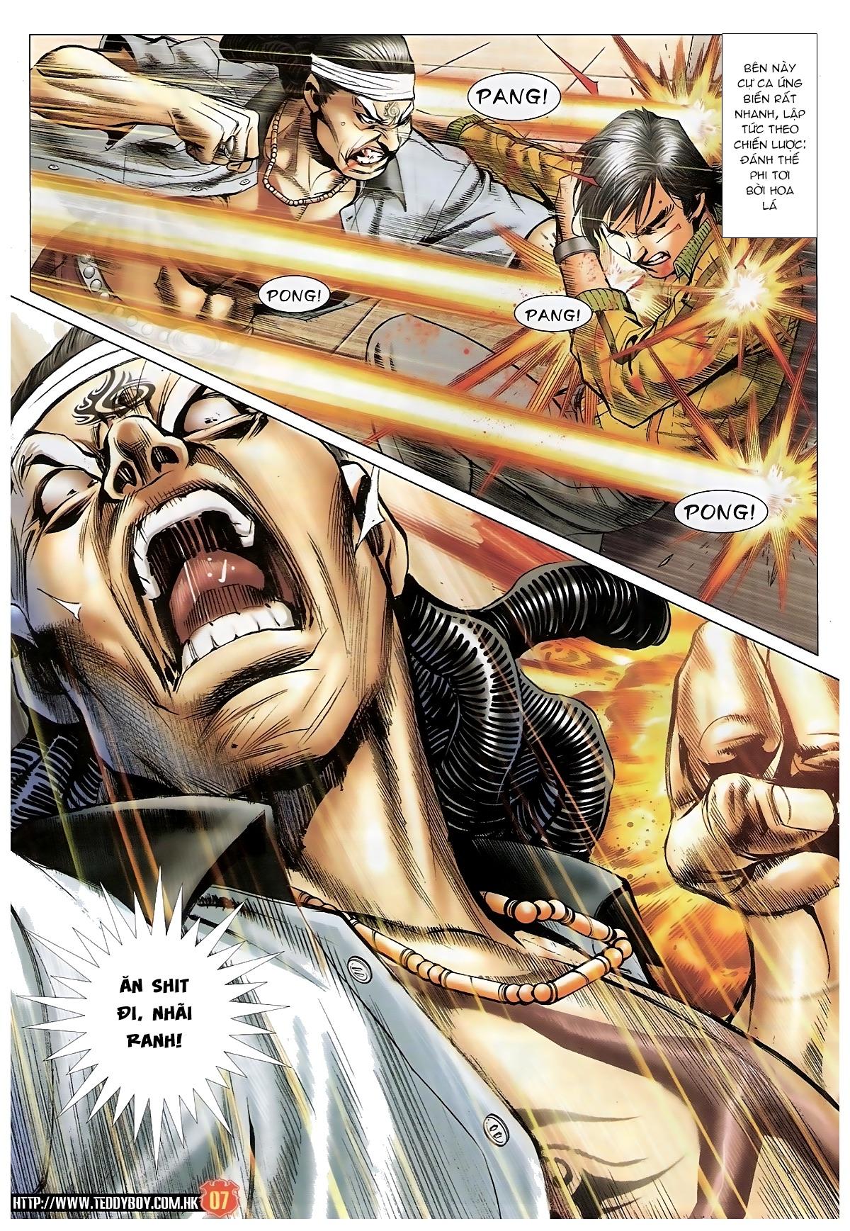 Người Trong Giang Hồ - Chapter 1553: Bệnh cũ tái phát - Pic 6