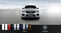 Mercedes GLE 450 AMG 4MATIC 2015 màu Bạc Diamond 988