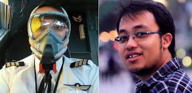 Ya Ampun! Jadi Selain Dihukum Garuda Karena Sebar Berita Hoax Bom Surabaya Rekayasa, Pilot Ini Juga Dikejar-kejar Wanita Ini Minta Tanggung Jawab...?