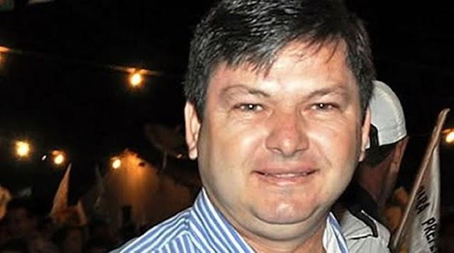Prefeito afastado de Nova Olinda é encontrado morto