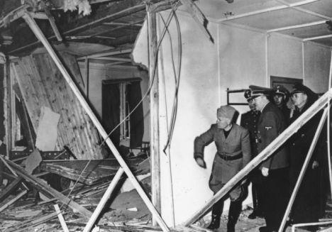 20 July 1944 Bomb plot worldwartwo.filminspector.com Hitler Mussolini