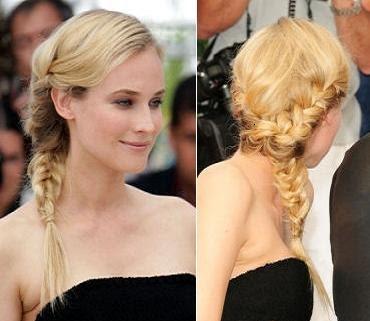 braid hair - emo hairstyles talk