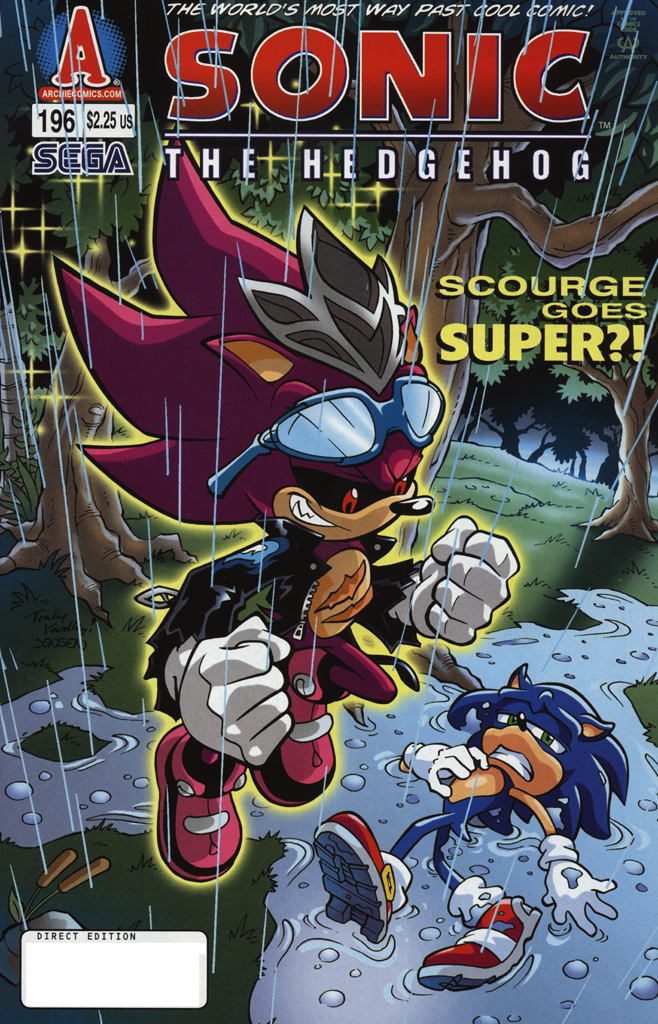 Sonic The Hedgehog 1993 196 Read Sonic The Hedgehog 1993 Issue 196 Online All Pages