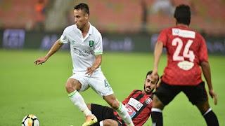 ملخص مباراة الاهلي السعودي والرائد اليوم الخميس بتاريخ 28-03-2019 الدوري السعودي
