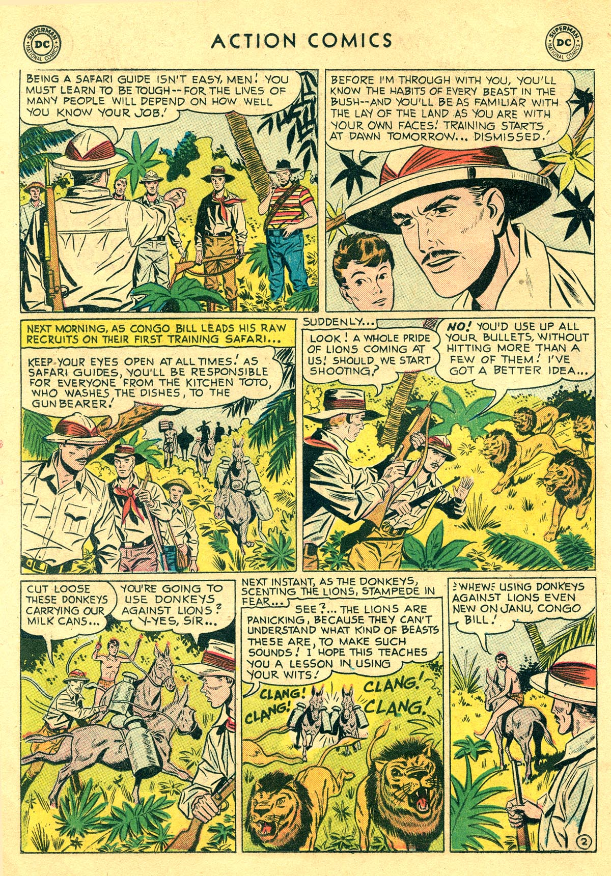 Read online Action Comics (1938) comic -  Issue #225 - 18