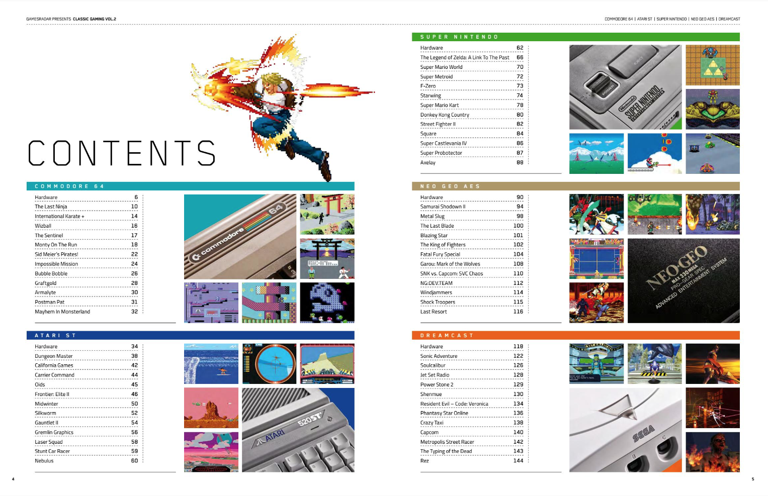 The Dreamcast Junkyard: Classic Gaming Volume 2 Features The Dreamcast