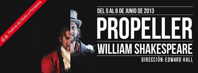 """Teatro: """"Noche de Reyes"""" por la Compañia Propeller"""