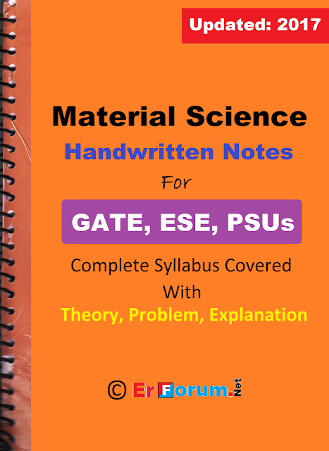 material-science-handwritten-notes