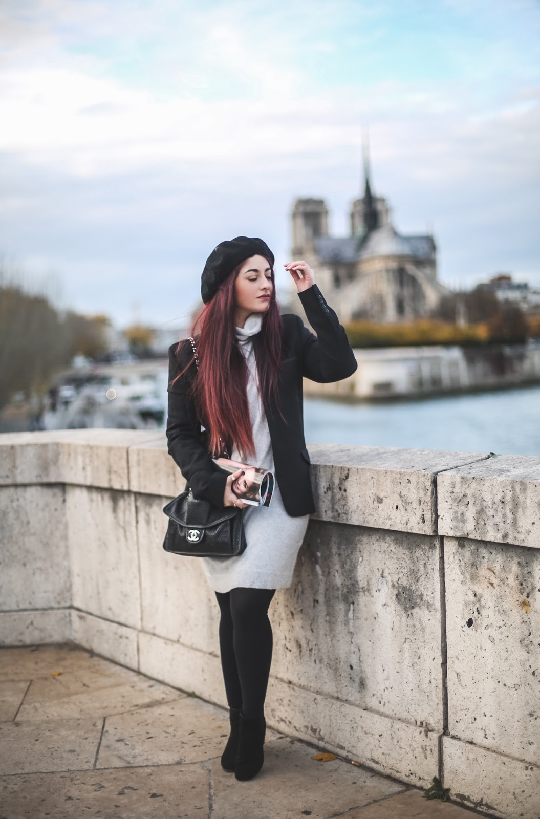 sac Chanel blog mode paris