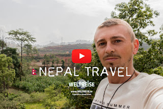 Musiker aus Bremerhaven Arkadij bereist die WELT, Nepal, von Kathmandu nach Pokhara, WELTREISE