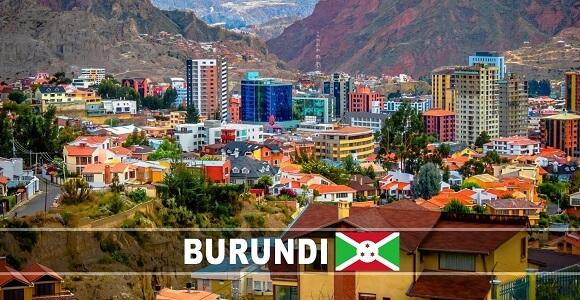 Burundi Nasıl Bir Ülke? Nüfusu Ne Kadar?
