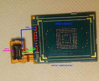 Kumpulan Pin Out ISP Samsung