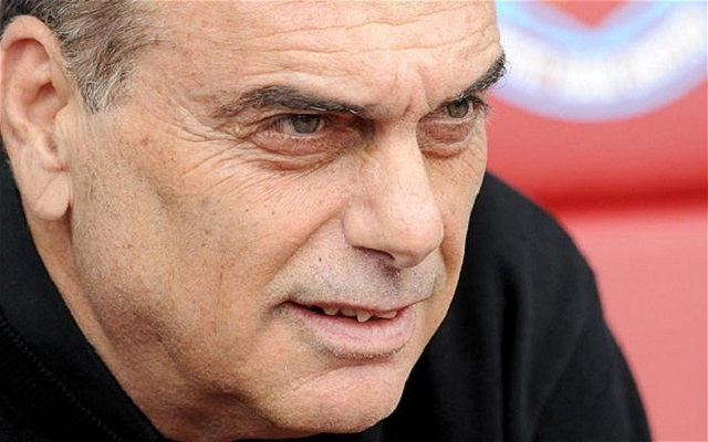 Ghana won't renew Avram Grant's contract