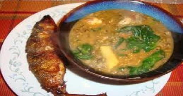 Mungo Or Mung Bean Soup Recipe
