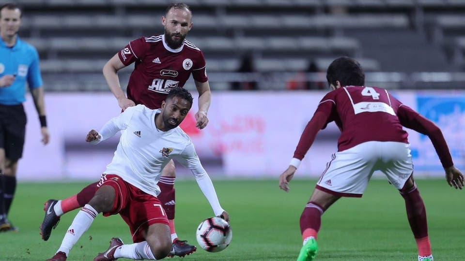 مشاهدة مباراة الوحدة والفيصلي بث مباشر اليوم 27-12-2019 في الدوري السعودي