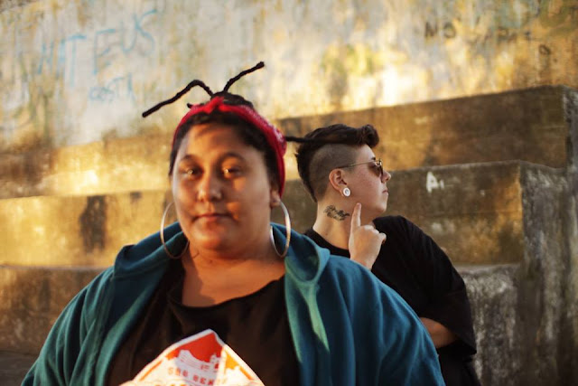 Rap Plus Size nesta semana no Programa Freestyle!