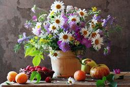 Nama Buah-Buahan dan Bunga dalam Bahasa Arab